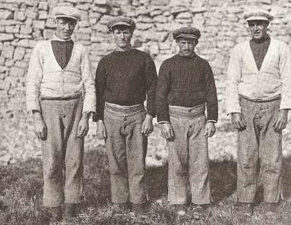 irish history links