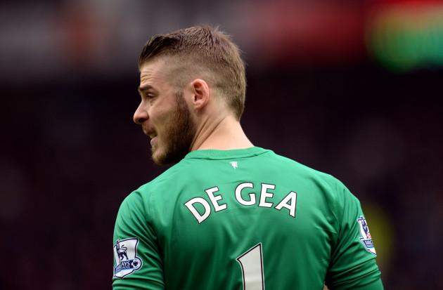 Soccer - David de Gea File Photo