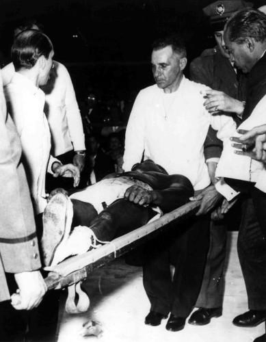 Boxing Benny Paret