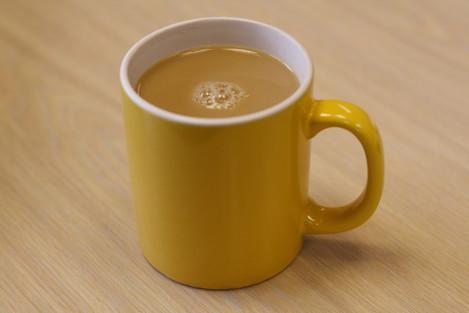 A Proper Cup of Tea