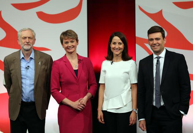 Britain Labour Leadership