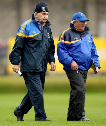 Mick O'Dwyer and Martin Coleman