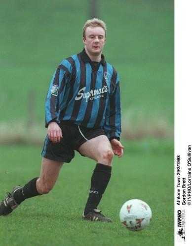 Gordon Brett 29/3/1998