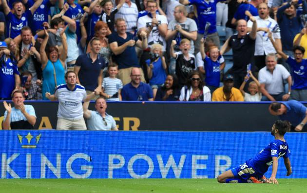 Soccer - Barclays Premier League - Leicester City v Tottenham Hotspur - King Power Stadium