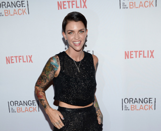 TV-Q and A-Ruby Rose