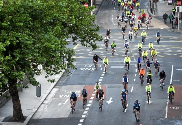 The Great Dublin Bike Ride