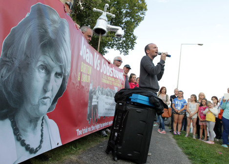 17/8/2015 Anti Water Charges Campaigns