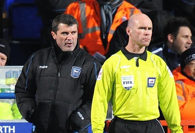 Soccer - Carling Cup - Quarter Final - Ipswich Town v West Bromwich Albion - Portman Road