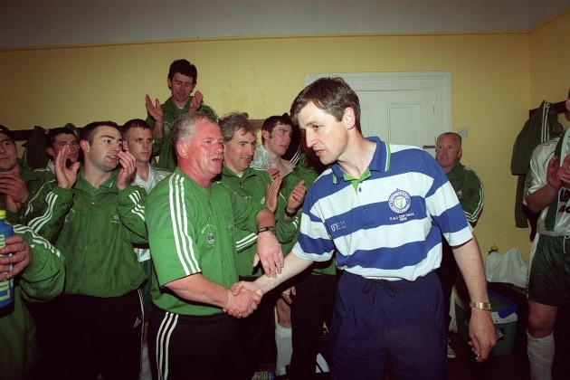 Charlie McGeever/Pat Devlin 20/5/1999