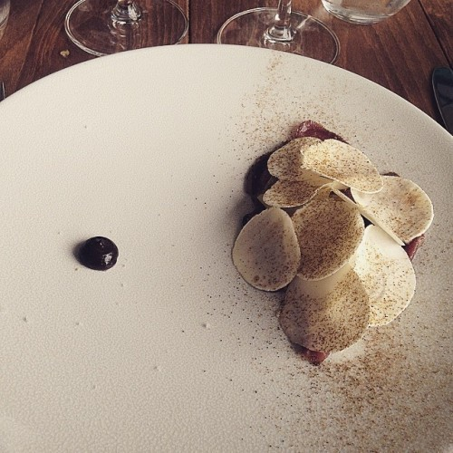 #OX #belfast #venison #tastingmenu #awesome