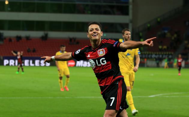 Soccer - UEFA Champions League - Group E - Bayer 04 Leverkusen v BATE Borisov - BayArena