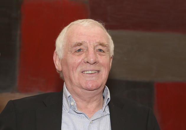 14/10/2013. Eamon Dunphy Book Launch