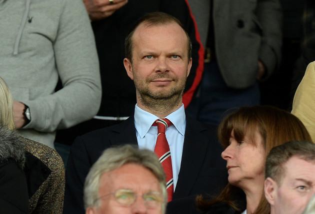 Soccer - Barclays Premier League - Manchester United v Aston Villa - Old Trafford