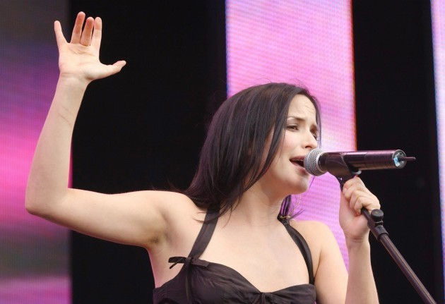Andrea Corr - Party in the Park