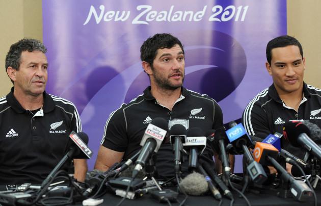 Wayne Smith, Stephen Donald and Hosea Gear 11/10/2011