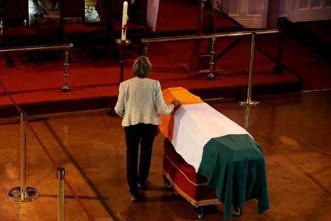 Thomas Kent funeral