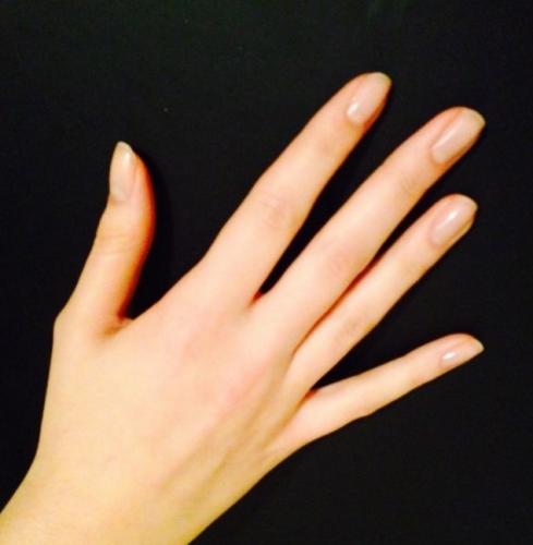 emily's hands - 3