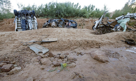 Fatal Flash Floods