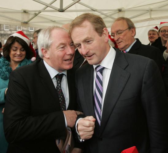 1/12/2011 Oireachtas Christmas Trees