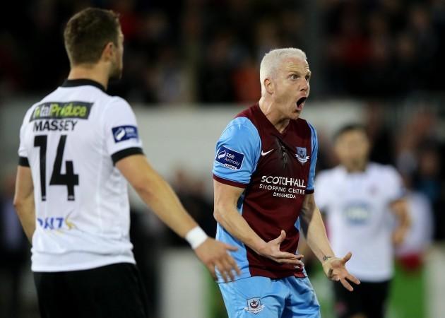 Sean Thorntan appeals a decision