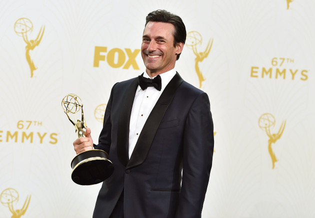 2015 Primetime Emmy Awards - Press Room