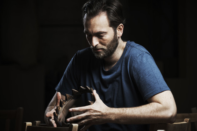 Barry John O'Connor (Oedipus) in Wayne Jordan's new version of Oedipus b...