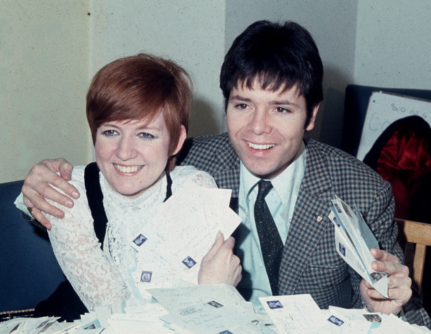 Britain Obit Cilla Black