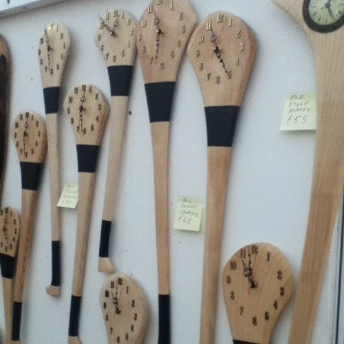 #ploughing #ploughing2013 #clocks #hurling #hurls #cool