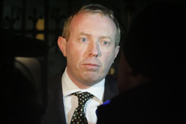 23/11/2010 Fianna Fail Leadership Crisis
