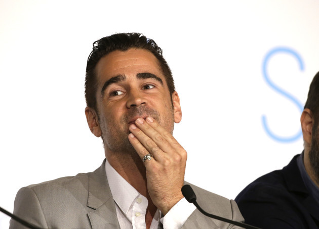 France Cannes The Lobster Press Conference
