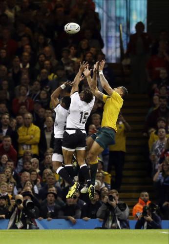 Britain Rugby WCup Australia Fiji