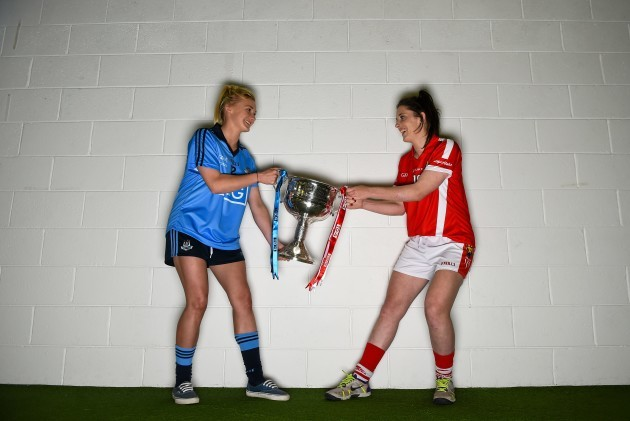 TG4 All-Ireland Ladies Football Championship Finals Captains Day