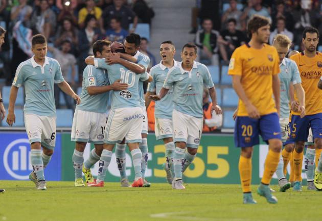 Spain La Liga Soccer