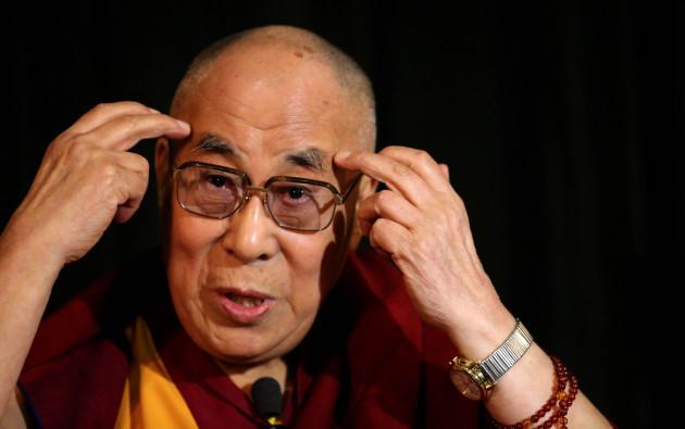 Dalai Lama visit to the UK