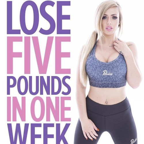 You can pre-order your copy of the brand new Holly Hagan Lose 5 Pounds in One Week exercise and diet book now )))www.hollysbodybible.com