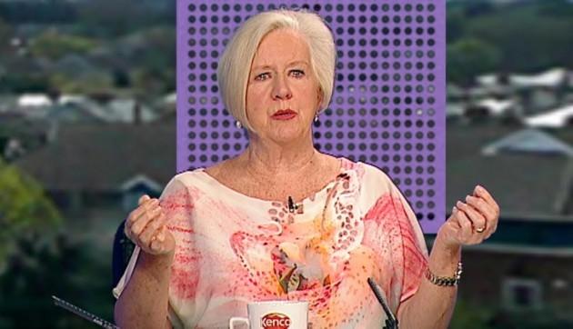 Midday on TV3 Eileen Reid
