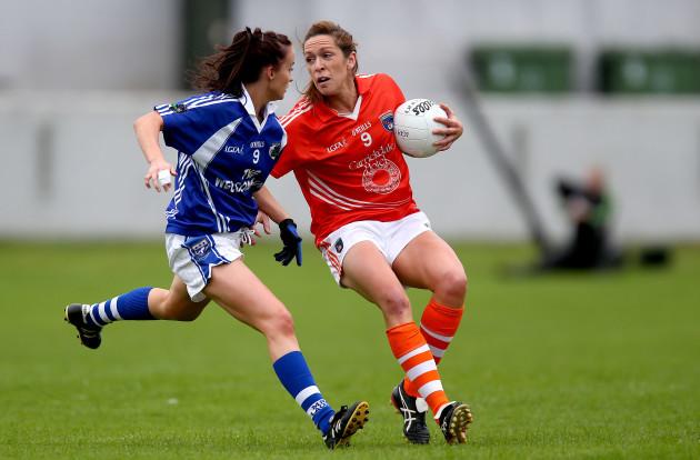 Caroline O'Hanlon and Tracy Lawlor