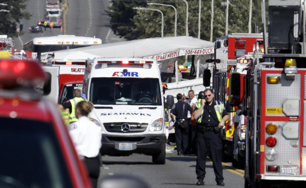 Seattle Tour Bus Crash