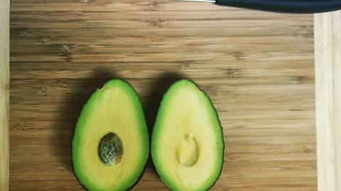 Just won the avocado lottery!