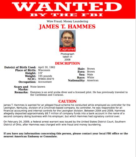 hammeswanted