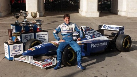 Damon Hill/Marble Arch
