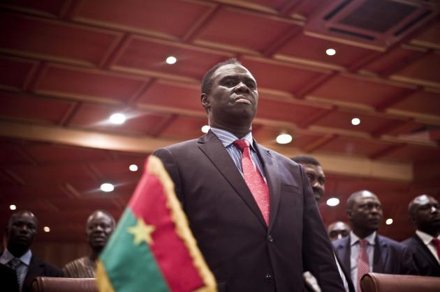 Burkina Faso Coup