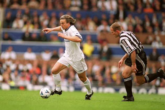Soccer - AXA FA Cup - Semi Final - Newcastle United v Tottenham Hotspur