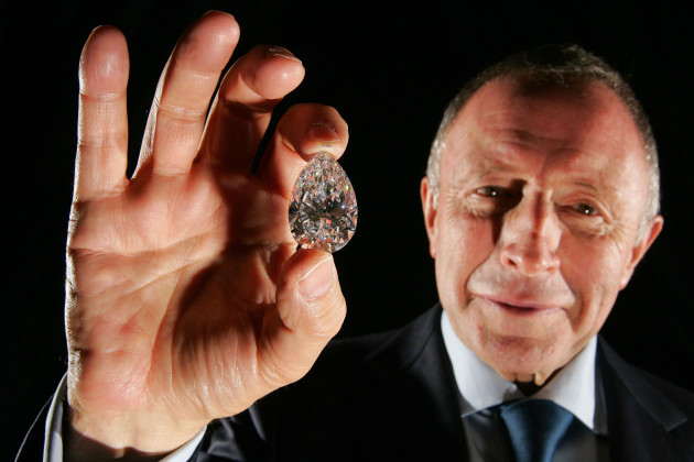 The 15th largest rough diamond in the world