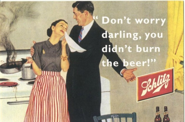 schlitz-1952-dont-worry-darling-you-didnt-burn-the-beer