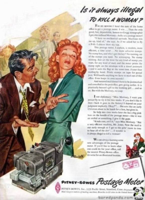 12 sexist ads that companies wish we'd forget they ever made