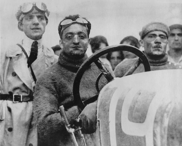 Motor Racing - Enzo Ferrari - Italy