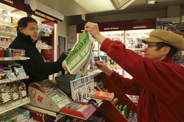 France Attacks Charlie Hebdo
