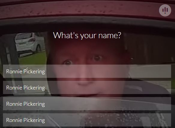 ronnie pickering - 3