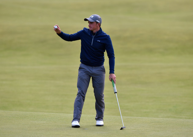 Golf - The Open Championship 2015 - Day Four - St Andrews